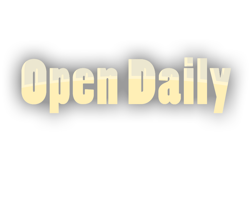 Our award winning Arts Café is OPEN DAILY - Serving the finest freshly prepared, seasonal