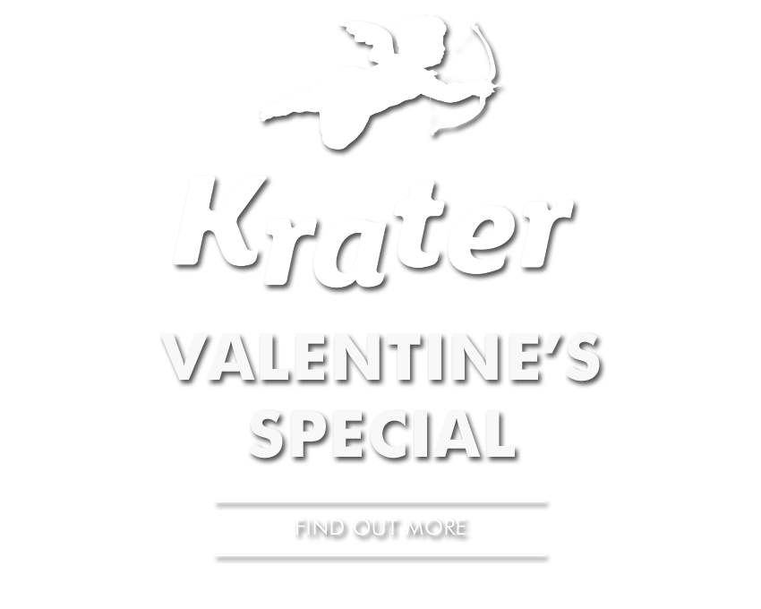 KRATER VALENTINE'S SPECIAL