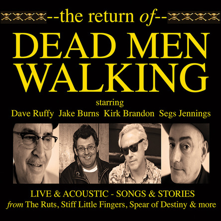 dead man walking interpretation Join us after the performance for a q and a with composer jake heggie and the cast of dead man walking  based on the impactful book and film interpretation of.