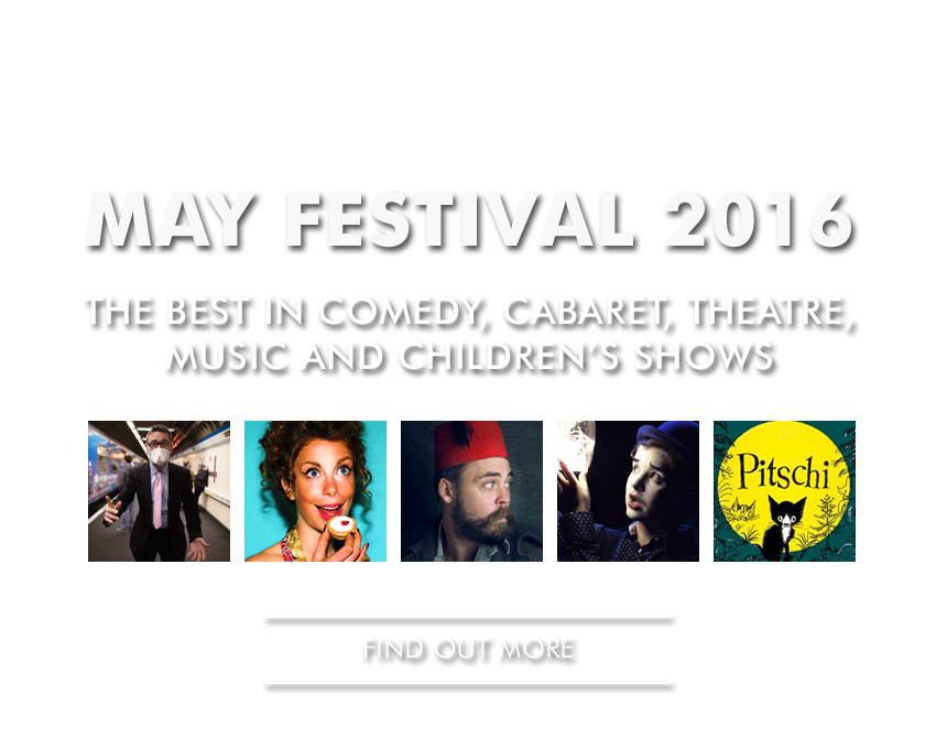 MAY FESTIVAL 2016