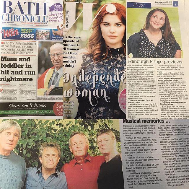 bath chronicle newspaper