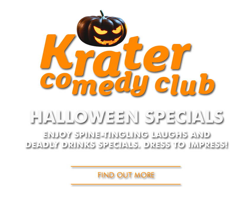 KRATER HALLOWEEN SPECIALS
