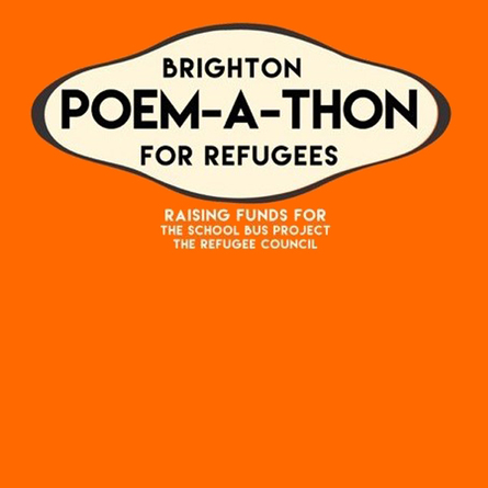 Image result for brighton poem-a-thon