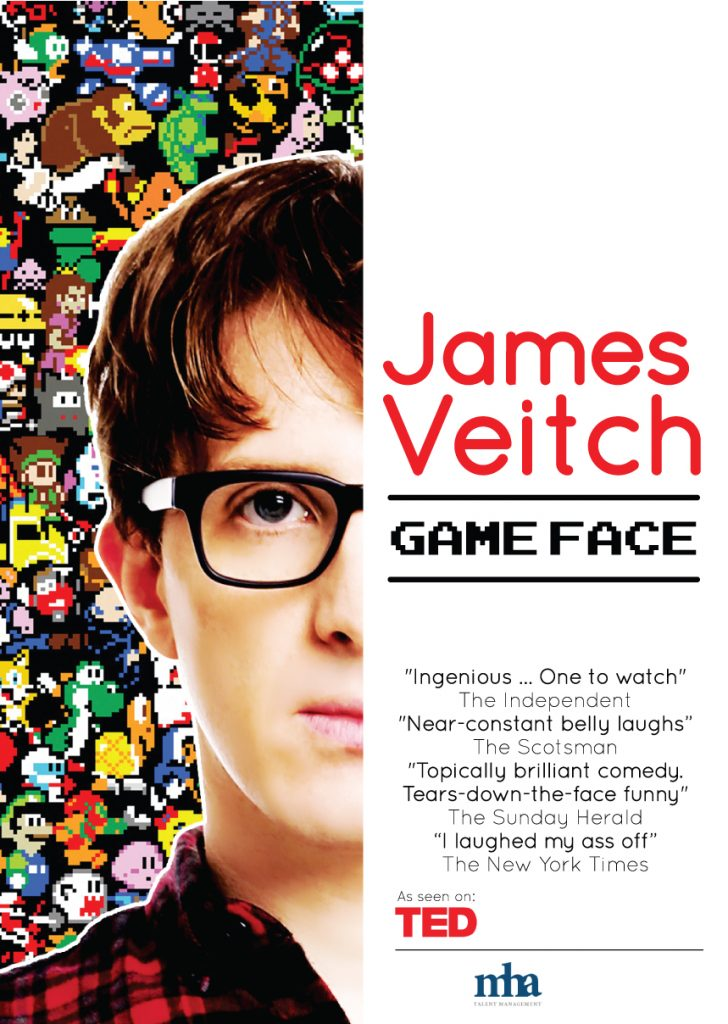 James Veitch artwork
