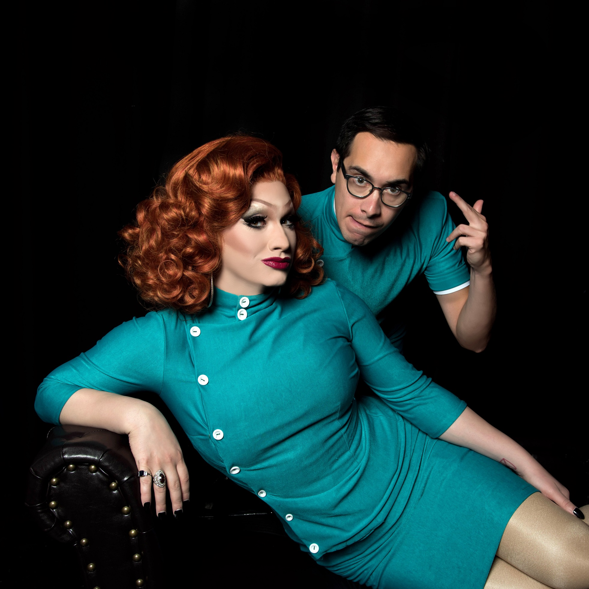 Jinkx Monsoon Amp Major Scales The Ginger Snapped Komedia