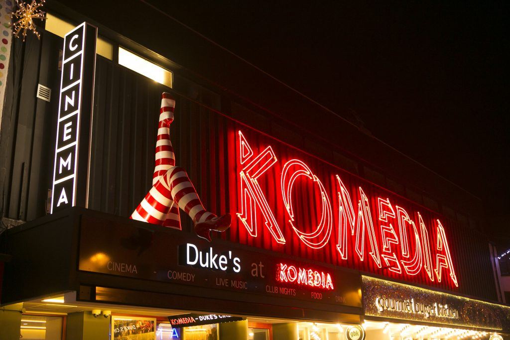 Komedia Private Hire