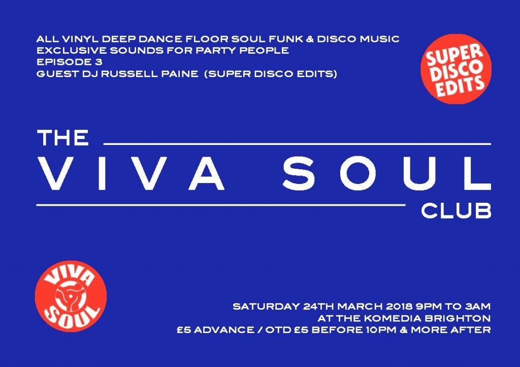 VIVA SOUL CLUB