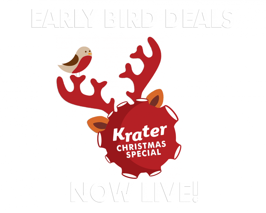 Early Bird Deals Now Live!