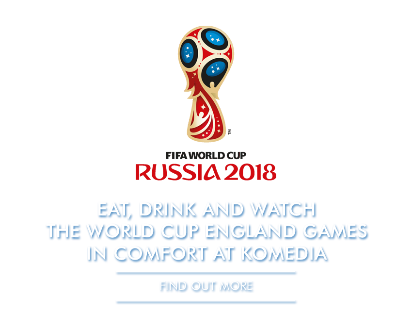 WORLD CUP 2018 IS COMING!