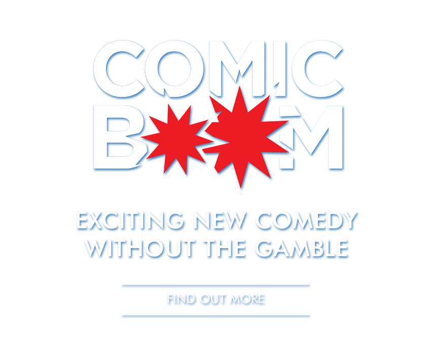COMIC BOOM