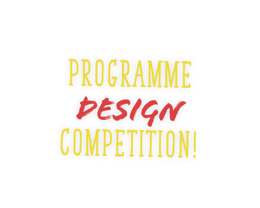 Programme design competition!