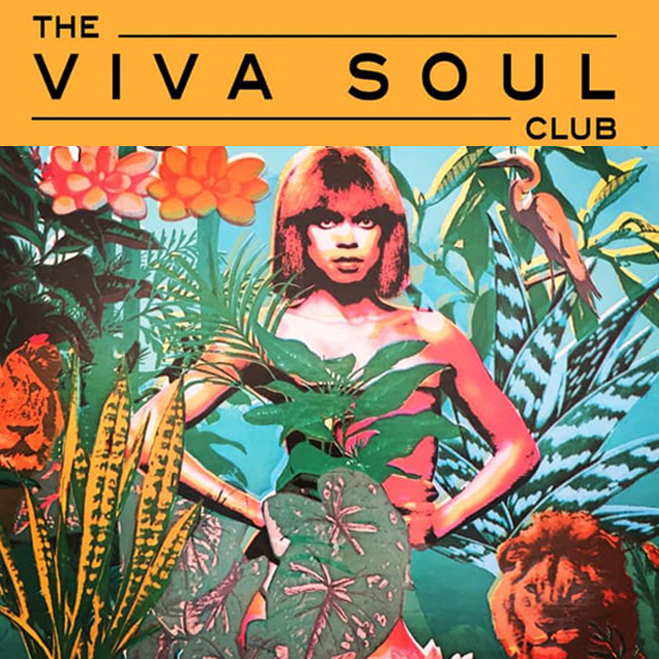 THE VIVA SOUL CLUB - END OF YEAR DISCO W/ SOUL JAZZ RECORDS