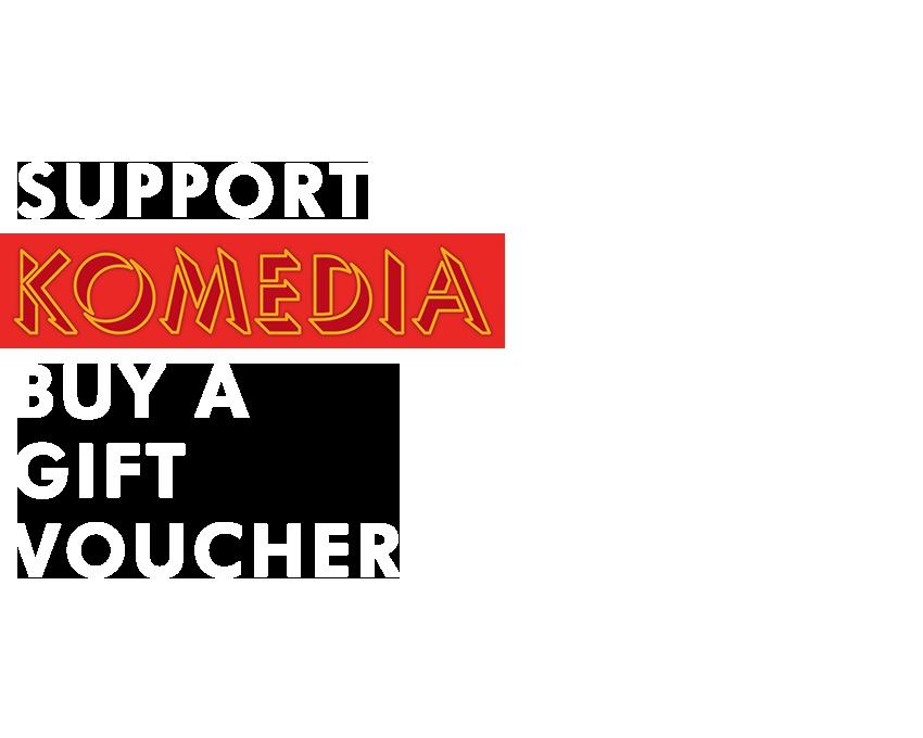 Support Us Gift Voucher Brighton 2020