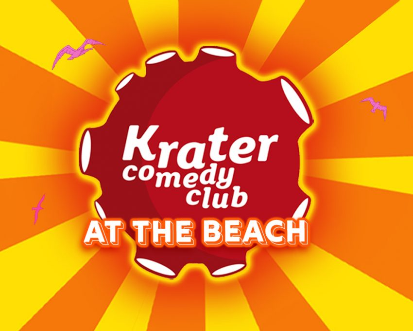Komedia are delighted to be bringing Brighton's best loved comedy night – Krater Comedy Club to Warren Outdoor Season this summer, hosted by resident MC Stephen Grant with two headline acts each week including Milton Jones, Andy Parsons, Simon Evans, Laura Lexx, Angela Barnes, Marcus Brigstocke, Rachel Parris, Kerry Godliman and many more